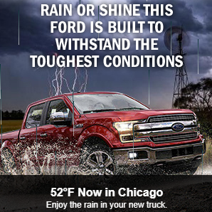 Ford Weather Ads