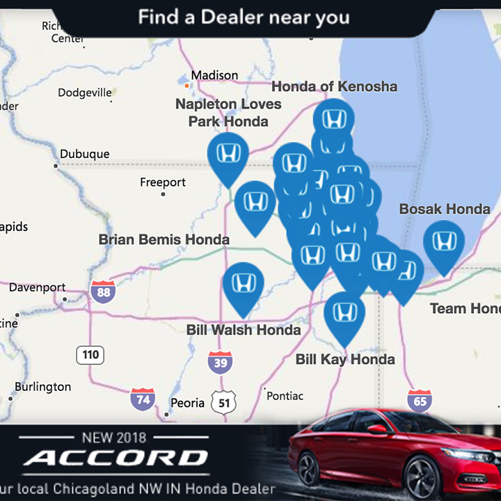 SoCal Honda Auto Overlay