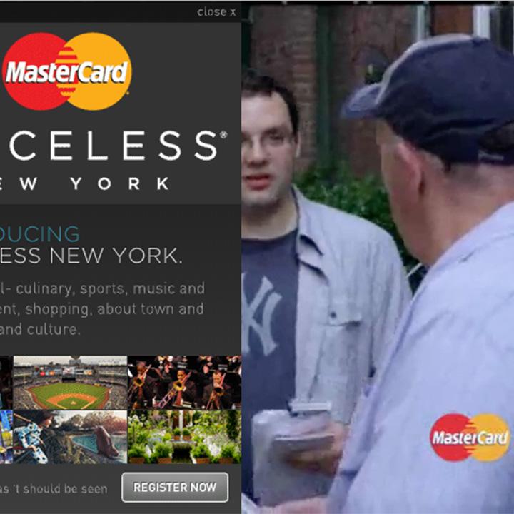 MasterCard (curtain)