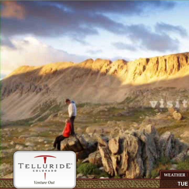Telluride Action Overlay