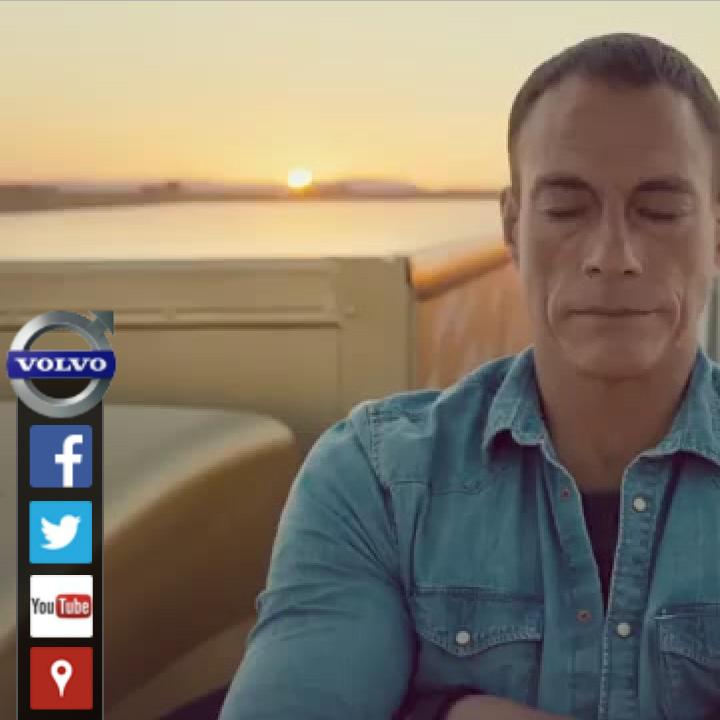 Volvo Social Overlay