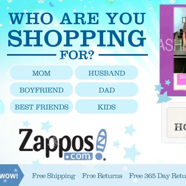 Zappos Custom Skin