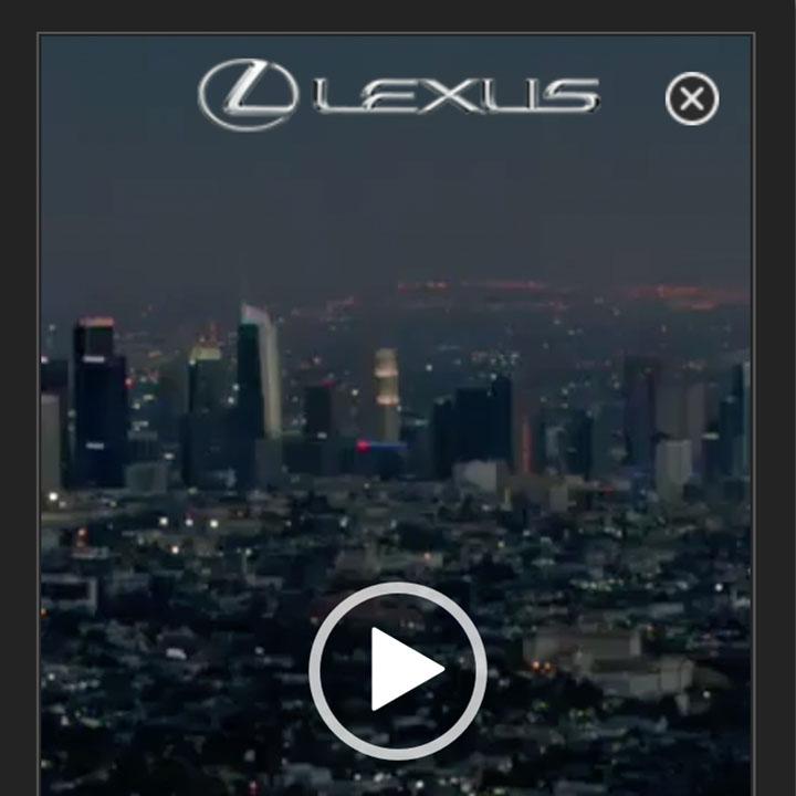 Lexus Haptic