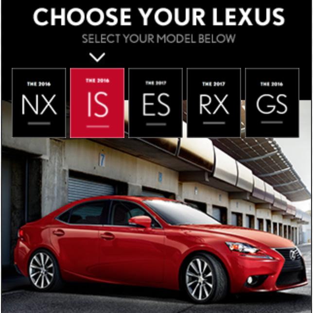 Lexus – Vertical Video