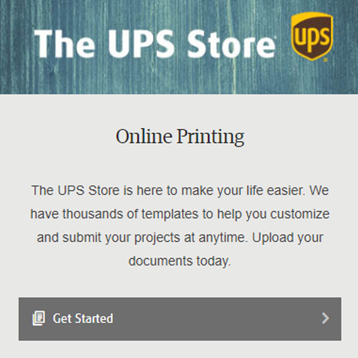 The UPS Store Overlay