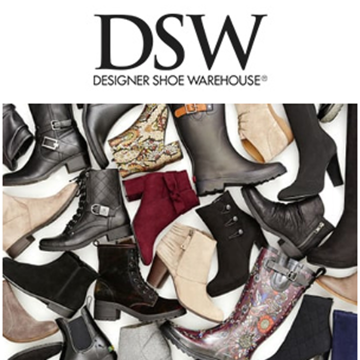 DSW Store Locator