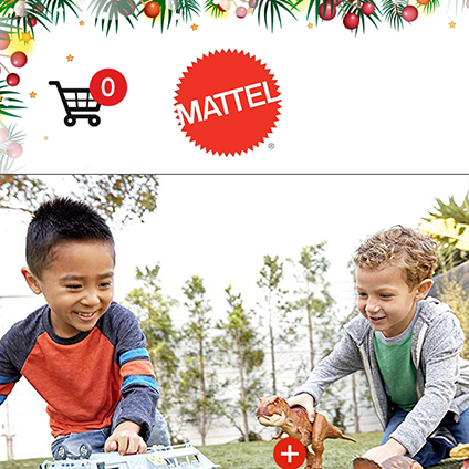Mattel – Shoppable Mobile Vertical Video