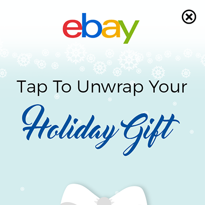 Ebay – Shoppable Mobile Vertical Video