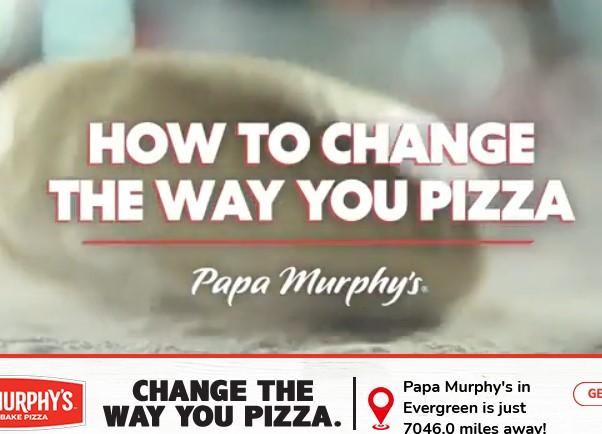 Papa Murphy's – Overlay + Endslate + Store Locator